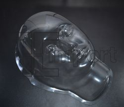 Base Plástica p/Mascara de Silicone - Ref 374 - (CHEGOU)