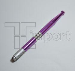 Caneta Tebori Aluminio Lilás Metálica - Ref.2822