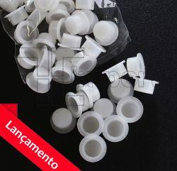 Batoque  descartável VICCARE para anel plástico (Pct 50 unid.) - PROMOÇÃO!
