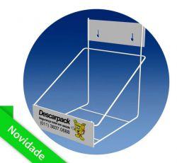 Suporte para Coletor de 3 litros Perfurocortante - Descarpack