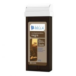 Cera Roll-on REFIL  NEGRA 100g- Depil Bella