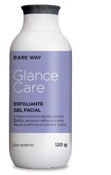 Esfoliante Facial - Gel Facial - GLANCE