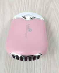 Mini Ventilador Rosa Claro - Bateria Recarregavel (Promoção)