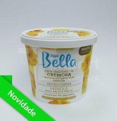 Cera Depilatoria Cremosa Microondas Primula - 100g - Depil Bella