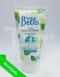 Creme Depilatório Corporal com Aloe e Vera 150g - Depil Bella
