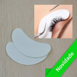 Pads para Extensao de Cilios Excellent Collagen Eye Patch 1 par - Ref. 1512