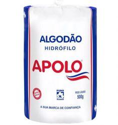 Rolo de Algodão 500g - APOLO - (NOVIDADE)