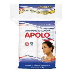 Quadrados de Algodao 100g - APOLO