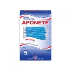Hastes Flexiveis Aponete - 75unid. - APOLO - (NOVIDADE)