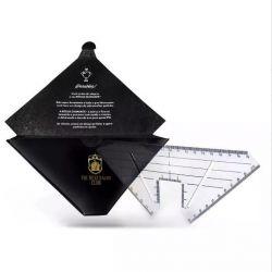 Régua Diamante P/ Design De Sobrancelhas e Micropigmentação (ORIGINAL)