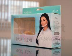 Mascara protetora salivar  - MASK CLEAN - NTFlex