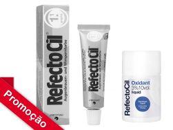 Kit  RefectoCil N°1.1 (Grafite ) +Oxidante 100ml