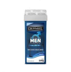 Cera Roll-On MEN 100g Depimiel - DEPIMIEL