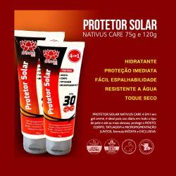 Protetor Solar 75g - Nativus Care