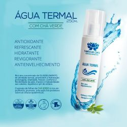 Agua Termal 250 ml - Nativus Care