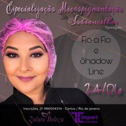 Especialização em Micropigmentação Fio a Fio e Shadow Line