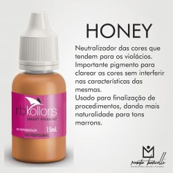 RB Kollors - Honey - 15 ml