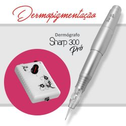 Dermografo Sharp 300 PRO + Fonte Analogica Baby