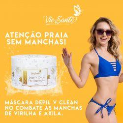 Mascara Depill V Clean - Vie Sante