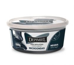 Cera Negra Para Microondas 200g - DEPIMIEL