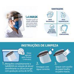 Mascara Protetora Facial- SafeMask (Novidade)