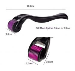 Skin Roller System 0,50mm 540 Agulhas