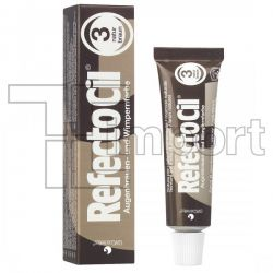 Tintura RefectoCil N°3.0 (Castanho Natural) -15ml