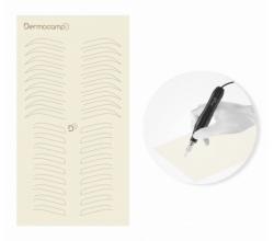 Pele Artificial de 1mm com Desenho Mod. 10 para Treinamento Dermocamp
